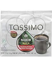Tassimo Nabob Bold Gastown Grind Coffee, 12 T-Discs