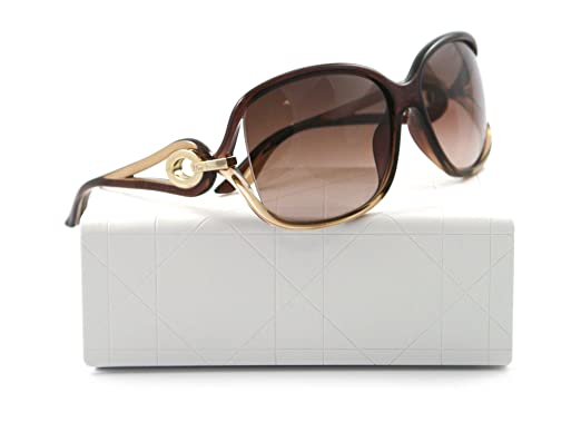 Amazon.com: Christian Dior anteojos de sol CD Volute 2 Oro ...