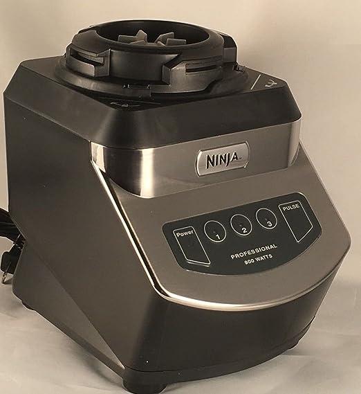 Ninja cocina licuadora nj600 NJ602 BL610 BL700, 900 W ...