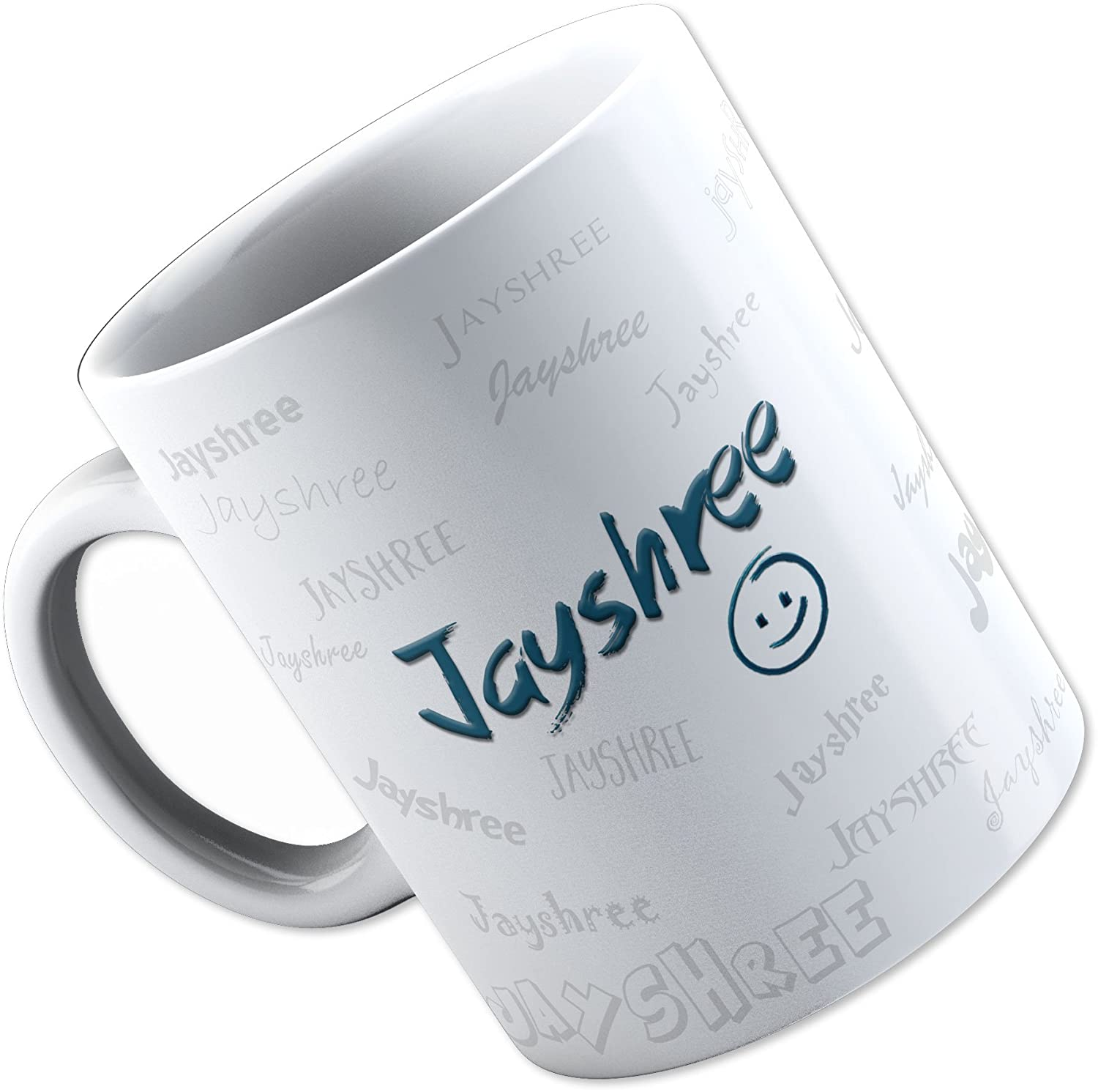 Buy Ucard Jayshree Personalized Coffee Mug Online at Low Prices in ...