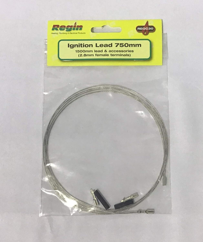 Regin REGC30 1500mm Ignition Lead /& Accessories *New*