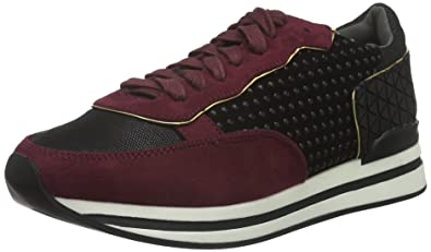 La Strada Zapatillas Rojo EU 38 SHk4EN6273
