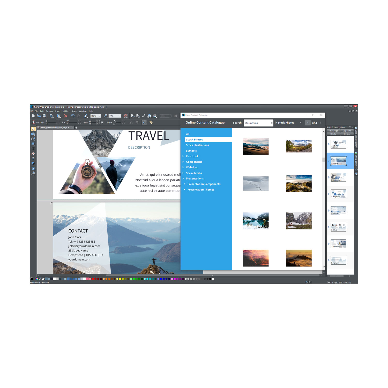 MAGIX Web Designer Premium – 15 – Professionelle Websites selbst