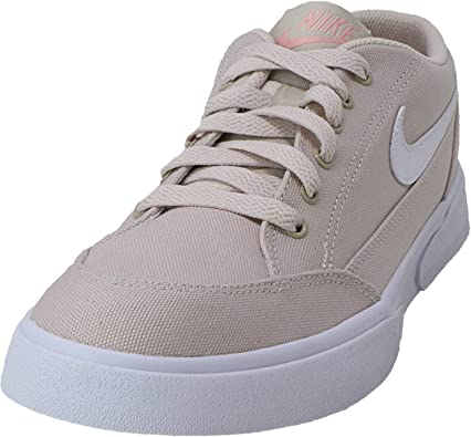 Incitar Articulación sal  Amazon.com | Nike Women's Gts '16 Txt Desert Sand/White Ankle-High Canvas  Sneaker - 8.5M | Fashion Sneakers