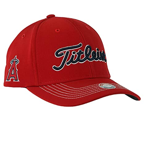 2181ac9df1a Amazon.com   Los Angeles Angels Titleist Stretch Fit Cap   Sports ...