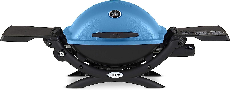 Weber 51080001 Q1200 Liquid Propane Grill review