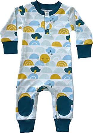 Baby Clothes for Boys and Girls Cat /& Dogma Organic Cotton Baby Pants Unisex Infant Clothing and Apparel