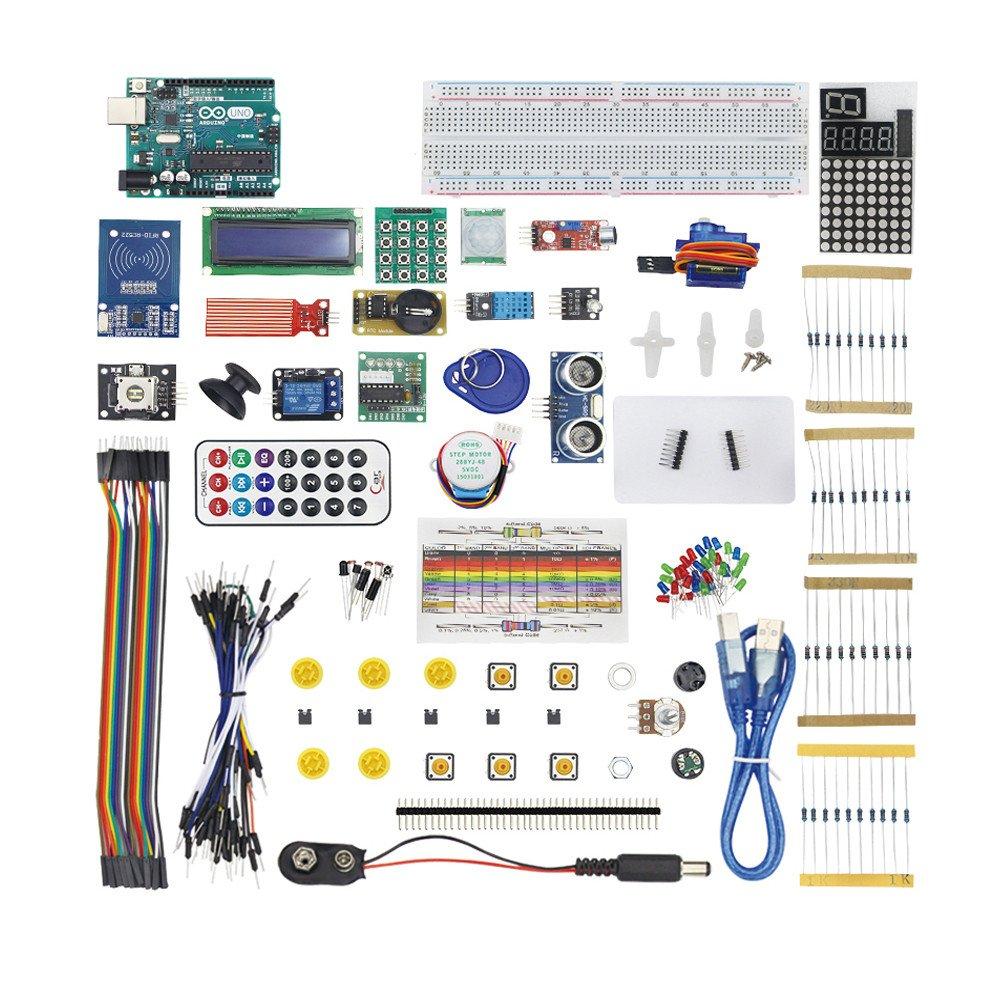 Arduino Uno R3 Kit Bonatech (7d58c2wc)