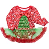 disfraz navidad bebe ninas ropa bebe nina recien nacido invierno vestidos niña fiesta Switchali otoño 2017