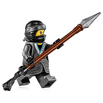 Amazon com: The LEGO Ninjago Movie Minifigure - Nya (with