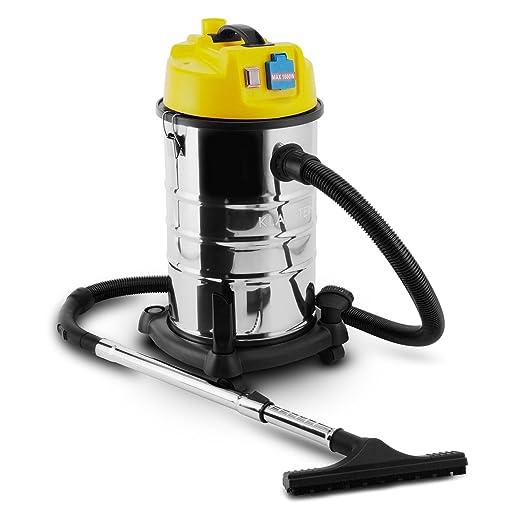 27 opinioni per Klarstein Reinraum aspiratore industriale secco/umido aspirapolvere aspira