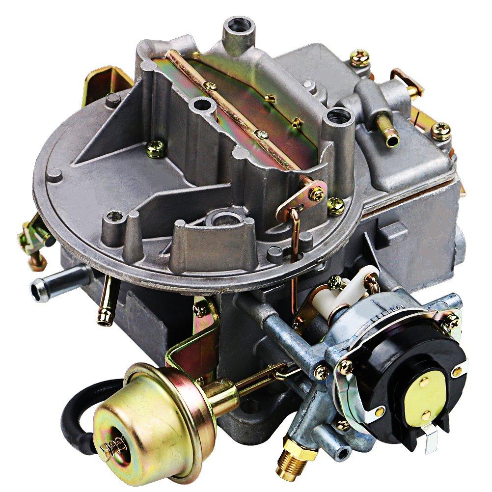 Hg Bro 2 Barrel Carburetor Carb 2100 For Ford 289 302 Jeep 360 Engine Diagram 351 Cu 1964 1978 Automotive