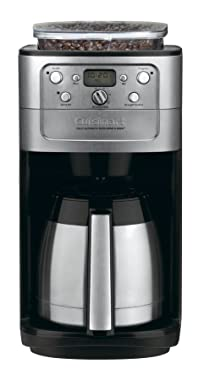 Cuisinart DGB-900BC Grind & Brew Thermal review