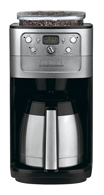 Cuisinart DGB-900BC Grind & Brew Thermal Automatic Coffeemaker