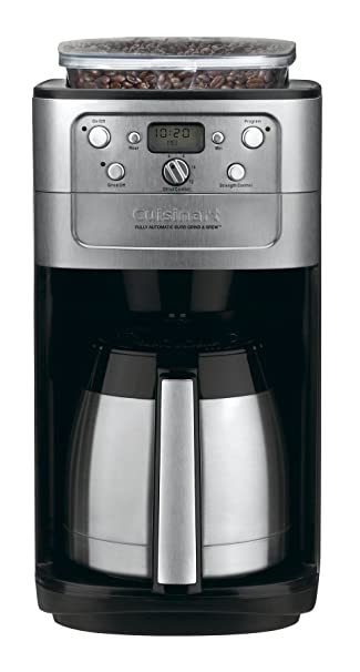 best high-end grind and brew coffee maker