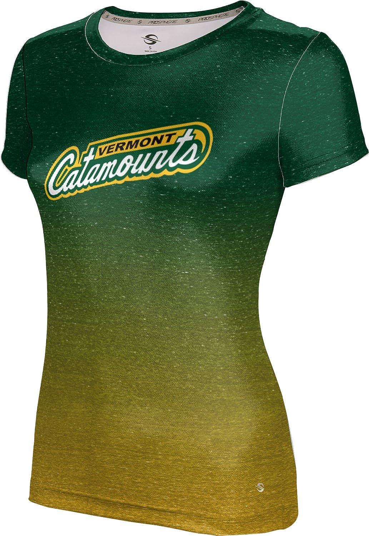 ProSphere University of Vermont Girls Performance T-Shirt Gradient
