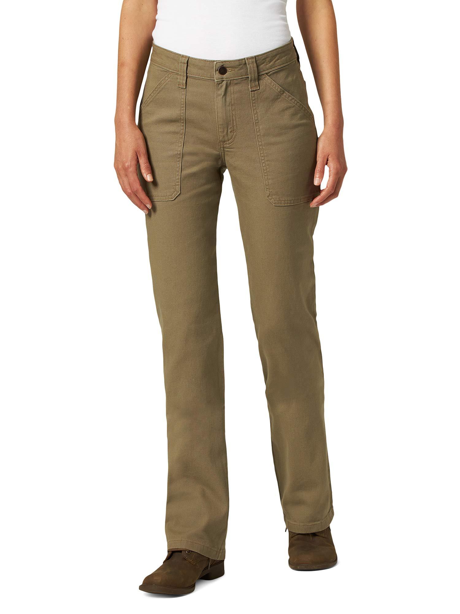 Wrangler Riggs Workwear Women's Advanced Comfort Regular Fit Work Pant