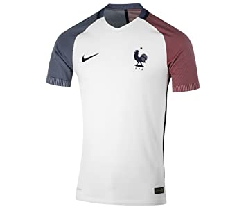 Nike Federación Francesa de Fútbol 2015/2016 - Camiseta Oficial, Talla 2XL