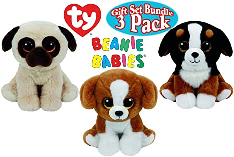Image Unavailable. Image not available for. Color  TY Beanie Babies Dog ... d288ba5ca76e