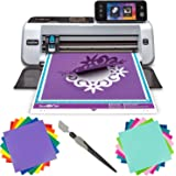 Brother Scan N Cut CM350 With VINYL Sampler packs and FREE SPATULA TOOL