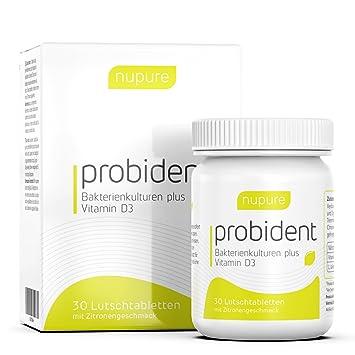 Nupure Probident - Bakterienkulturen für die Mundflora ...