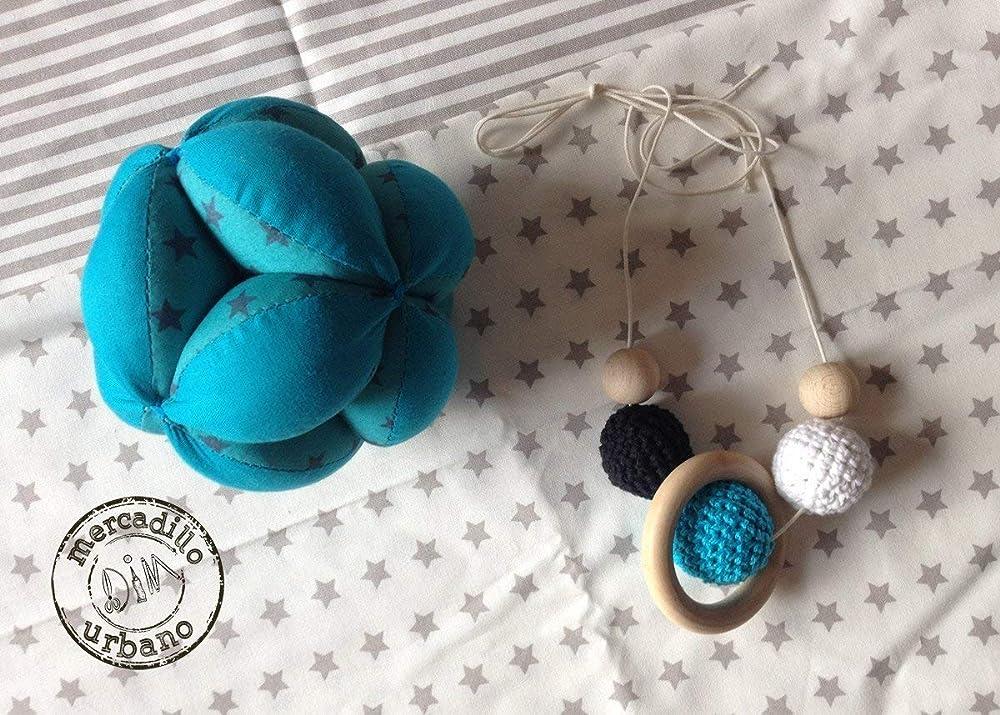 KIT bebés Montessori, 2 Regalos para bebés, Pelota infantil y ...