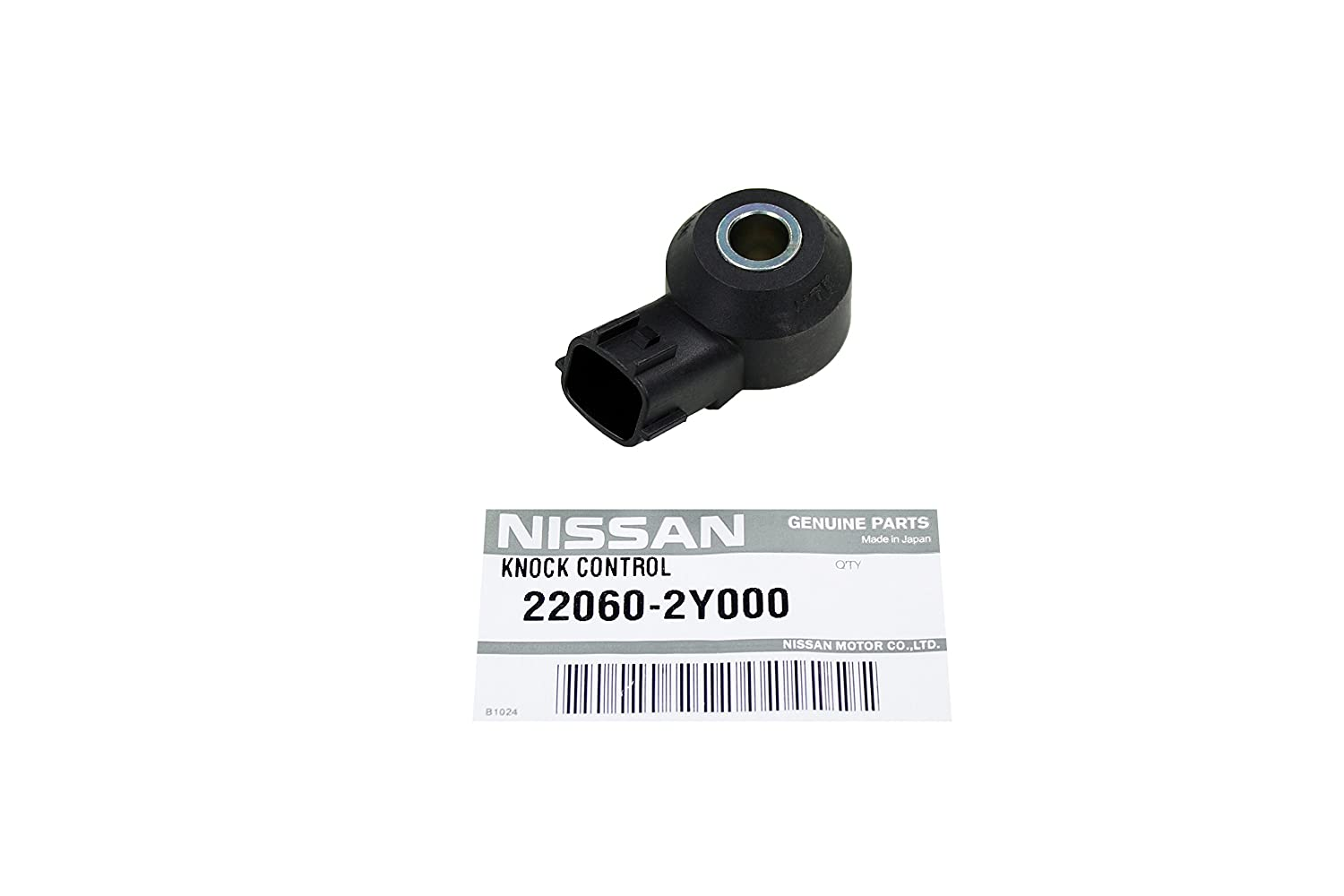 Genuine Knock Sensor Fits Nissan Altima Maxima 2011 Engine Diagram Pathfinder Infiniti G35 I35 M45 Q45 Qx4 Part Number 22060 2y000 Automotive