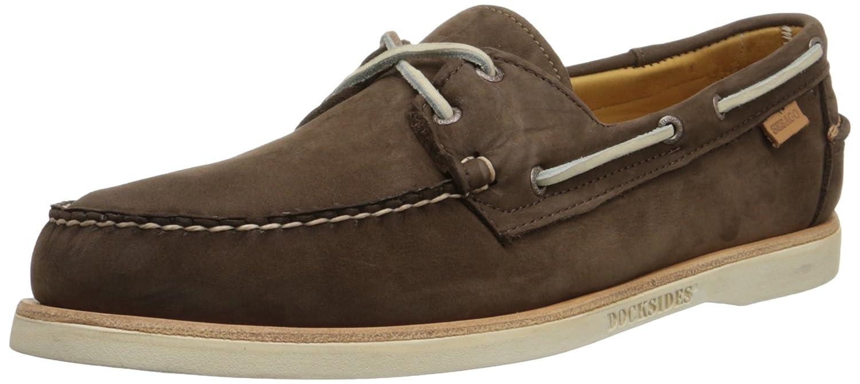 8fcb797dc716a Amazon.com | Sebago Men's Crest Dockside Boat Shoe | Loafers & Slip-Ons