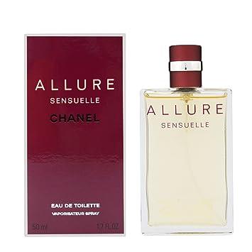 e27878438 Chanel Allure Sensuelle Eau de Toilette Vaporizador 50 ml: Amazon.es:  Belleza
