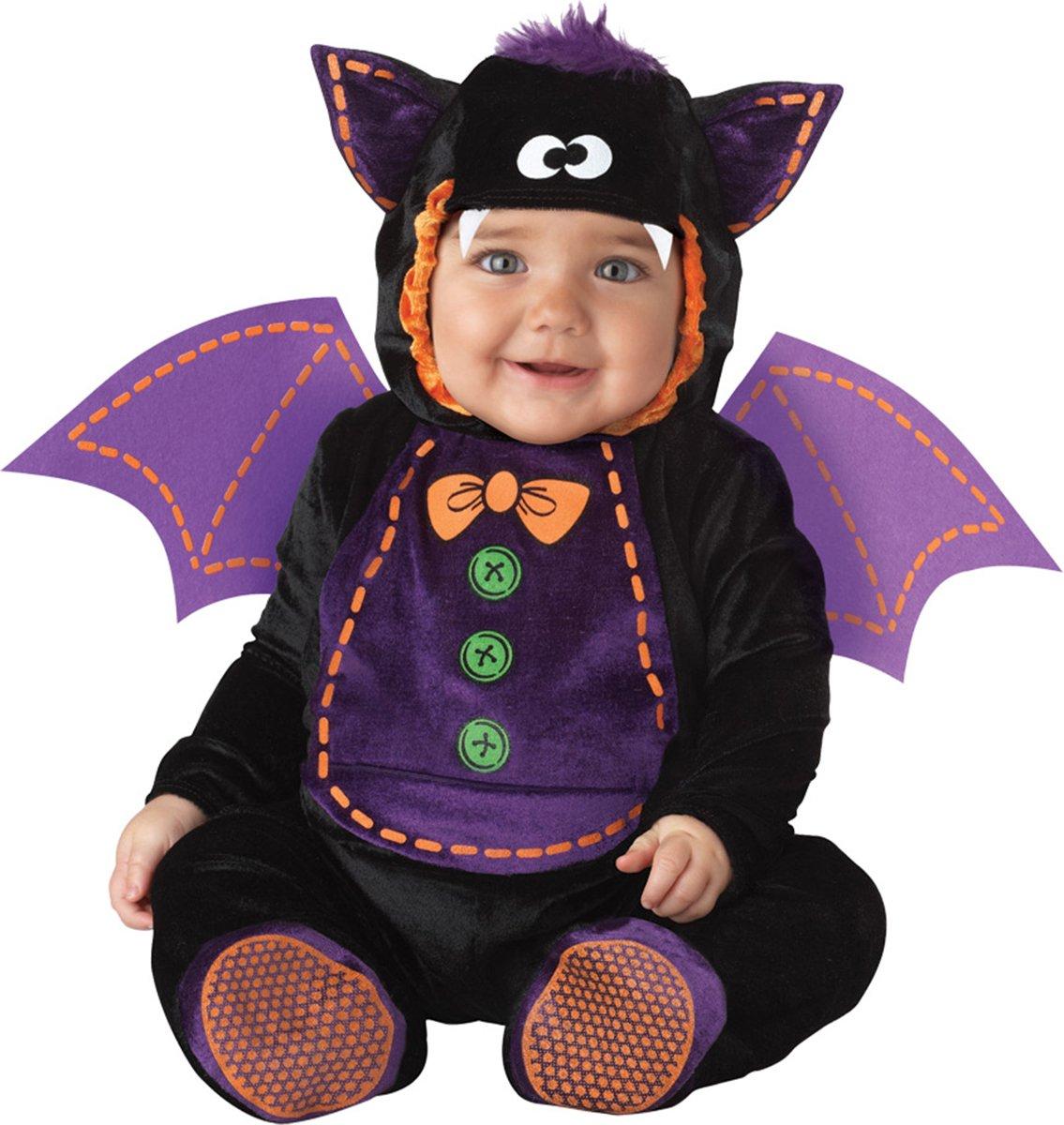Generique - Costume Pipistrello per Neonato - classeico 12 18 Mesi (86)