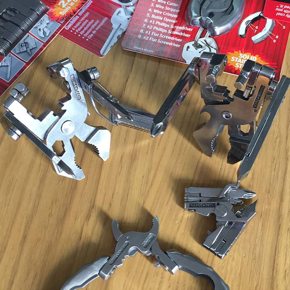 Amazon.com: PRE-LIFE 1 Piece Set 22 in 1 Multi-Tool Pliers ...