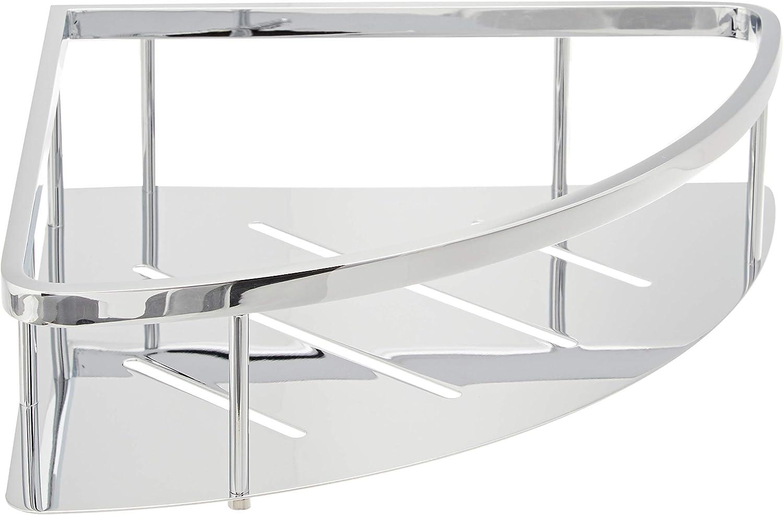 Colombo Design B96420CR Griglia Angolare Doccia Triangolare Cromo