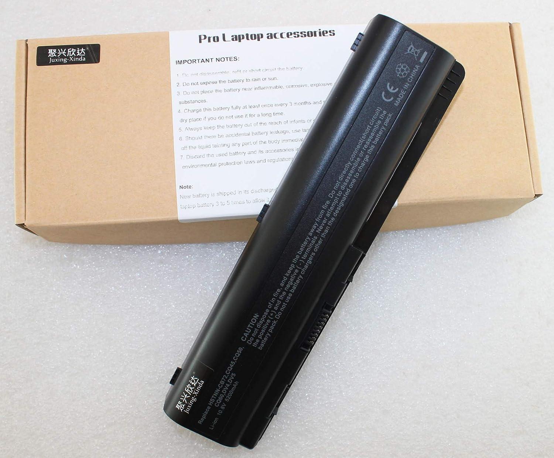 Laptop Battery EV06 for HP Pavilion DV4 DV5 DV6 484172-001 485041-001 498482-001 484170-001 HSTNN-LB72 HSTNN-UB72 HSTNN-CB72 484171-001 485041-001 HSTNN-Q34C, CQ40 CQ50 CQ60 CQ70 HDXX16 G60 G70 IB72