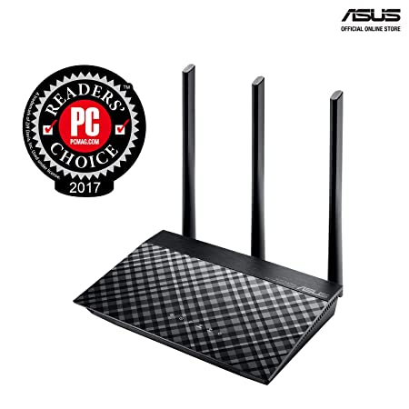 ASUS RT AC53 AC750 Dual Band Gigabit WiFi Router Routers