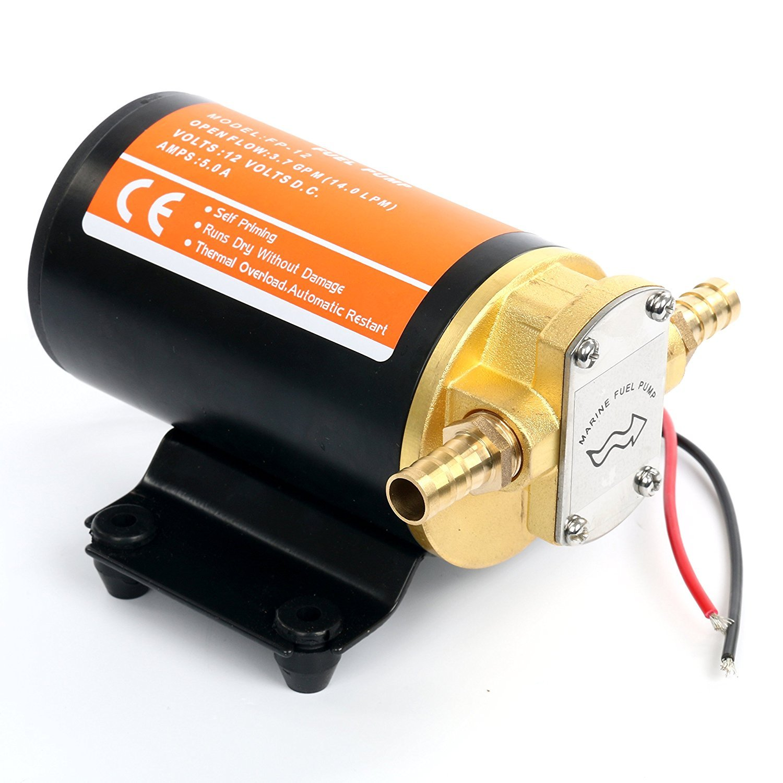 Amazoncom Amarine made 12v Scavenge Impellor Gear Pump