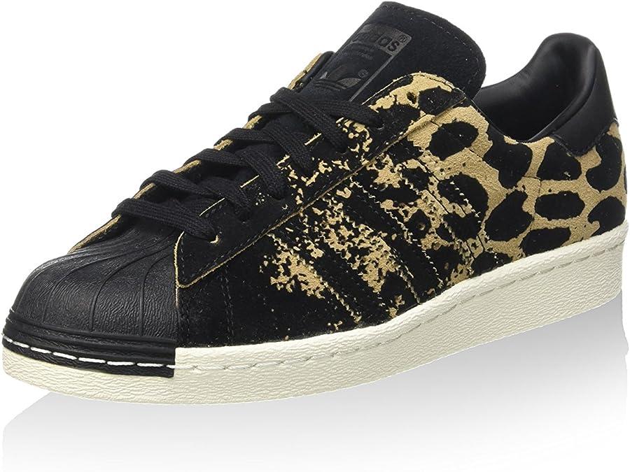 brutto aggrovigliamento scrupoloso  adidas Superstar 80S W, Sneaker Donna, Leopardo/Nero, EU 40 2/3 (UK 7):  Amazon.it: Scarpe e borse