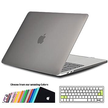 iNeseon Funda MacBook Pro 15 2018/2017/2016, Carcasa Case Duro y Cubierta