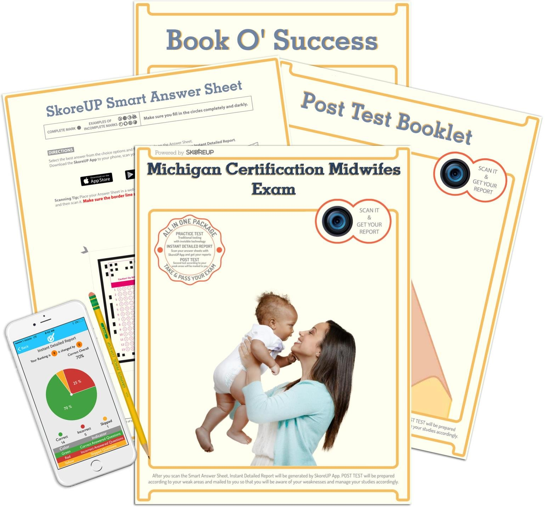 Michigan Certification Midwifes Exam Mi Cert Midwifess License