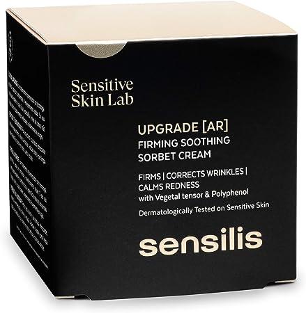 Sensilis Upgrade AR - Crema Reafirmante Calmante y Antirojeces para Piel Sensible - 50 ml