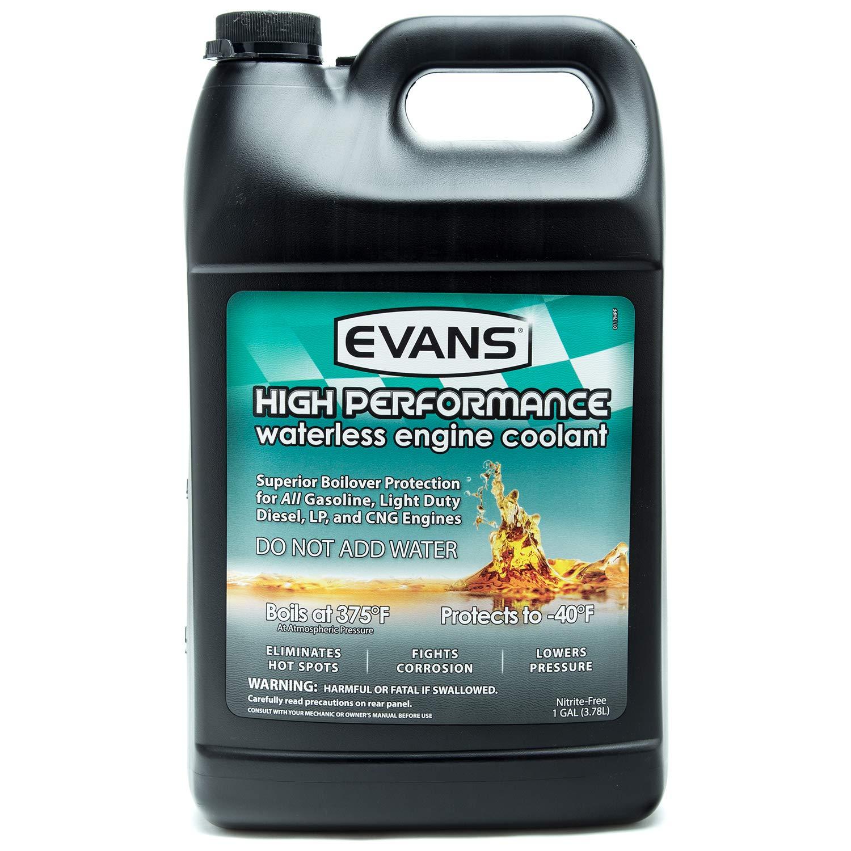 Evans High-Performance Waterless Engine Coolant