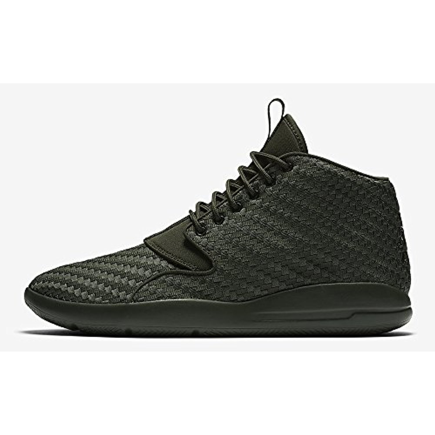 Jordan Nike Men's Eclipse Chukka Basketball Shoe B00D8HS8B0 8 D(M) US|Sequoia/Black