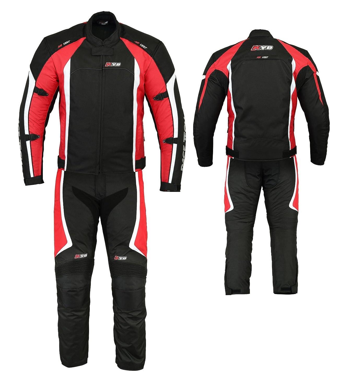 KYB® New Waterproof Motorcycle Jacket Thermal Biker Motorbike Jackets CE Armour
