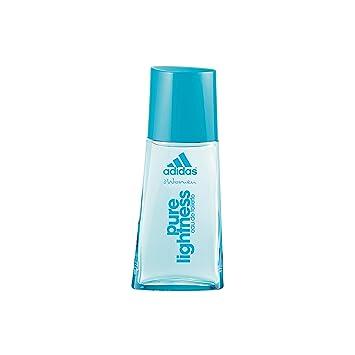 Nota Lugar de nacimiento Instalación  Amazon.com : Adidas Pure Lightness Eau de Toilette Spray, 1 Ounce : Beauty