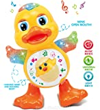 Toykart Dancing DUCK with Music Flashing Lights and Real Dancing Action