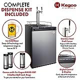 Kegco HBK309S-2 Keg Dispenser