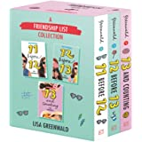 A Friendship List Collection 3-Book Box Set: 11 Before 12, 12 Before 13, 13 and Counting