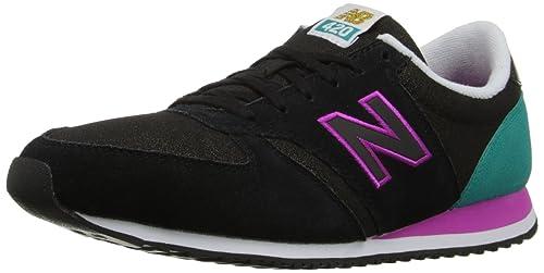 157548baa6dbc New Balance Women s WL420 Bold Brights Running Shoe Black/Galapagos ...