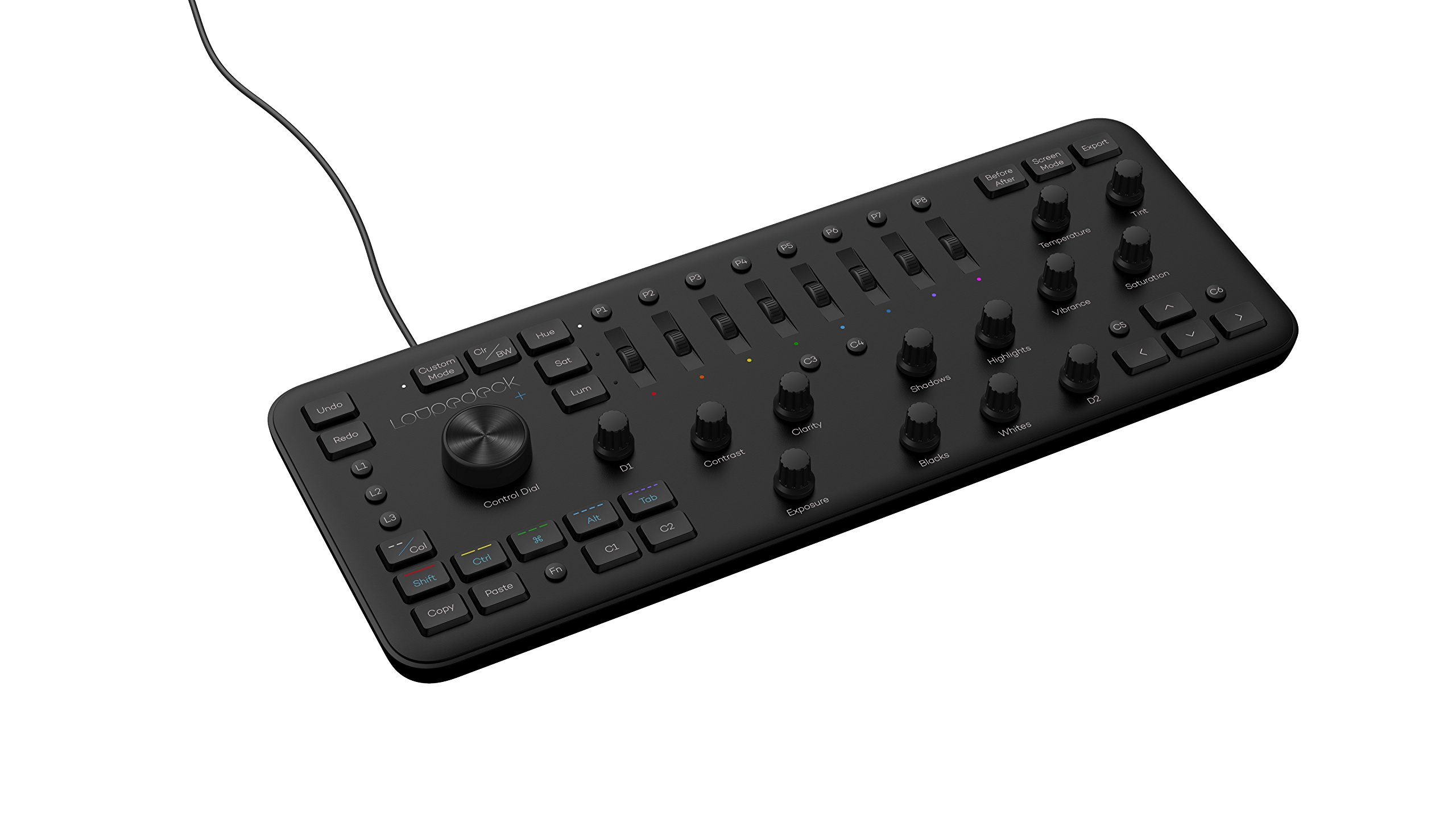 Loupedeck+ The Photo and Video Editing Console for Lightroom Classic, Premiere Pro, Final Cut Pro, Photoshop, After Effects, Audition and Aurora HDR by Loupedeck (Image #2)