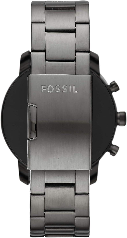 Amazon.com: Fossil Gen 4 Q Explorist HR Reloj inteligente ...