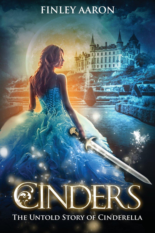 Cinders Untold Cinderella Finley Aaron product image
